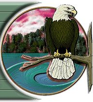 Eagle Sports eagle logo - Baffin, Kamik, LaCrosse, and Sorel boots - musky fishing and fly fishing tackle - outdoor clothing - sorel and lacrosse boots