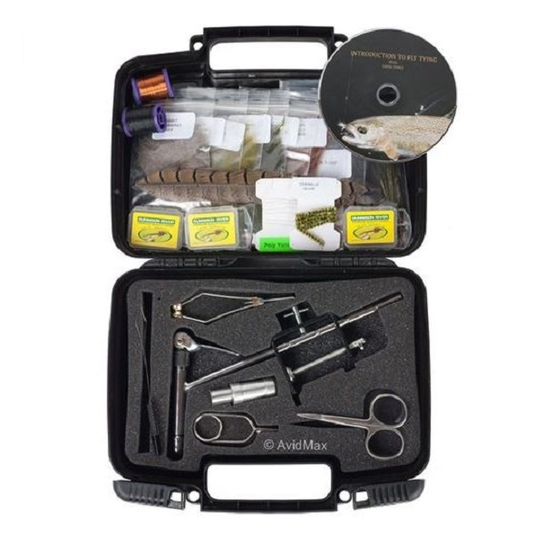 Fly fishing accessories eagle river wi eagle sports center for Fly fishing kits