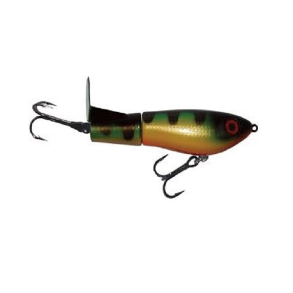 Bucher top raider for Musky fishing reels